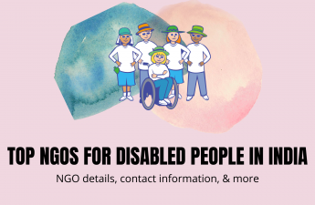 ngo working for disabled in india
